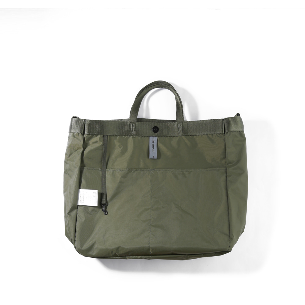 매스노운(MASSNOUN) SL LOGO 3M 2WAY SHOULDER BAG MSNAB002-KK